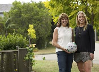 Telstra Netball Hero Award