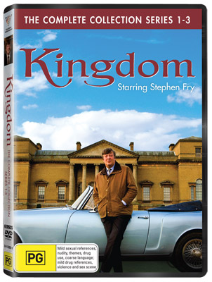 Kingdom The Complete Collection Series 1-3