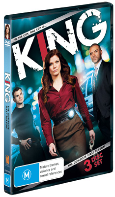King Season 1 DVD