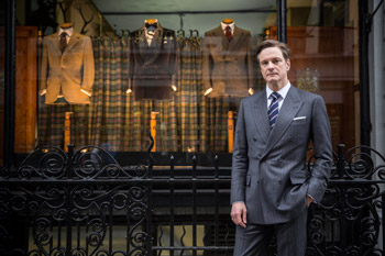Colin Firth Kingsman: The Secret Service