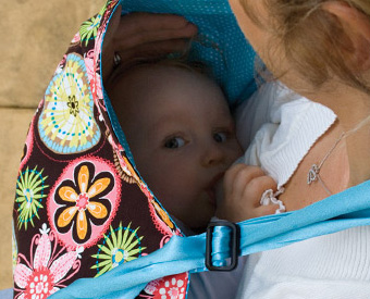 No Need to Hide Away Anymore! Be Proud to Breastfeed!