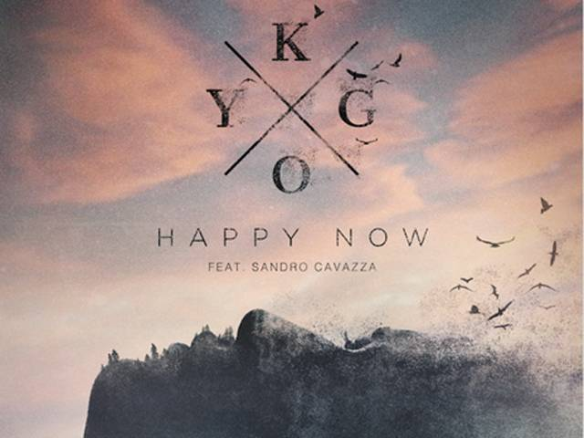 Kygo Happy Now