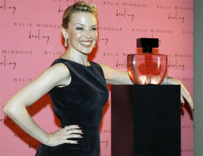Kylie Minogue's Darling Fragrance