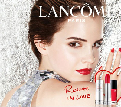 Lancome Rouge In Love Range