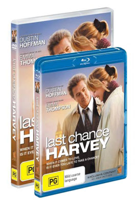 Last Chance Harvey DVD