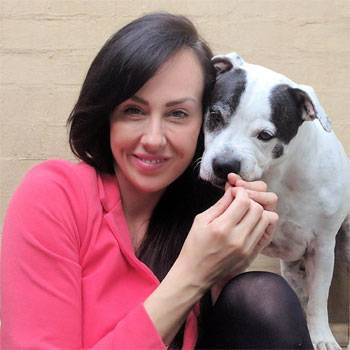 Laura V Dogs Teach Kids Lessons Interview