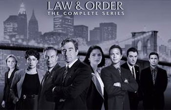 Law and Order The Complete Series DVD