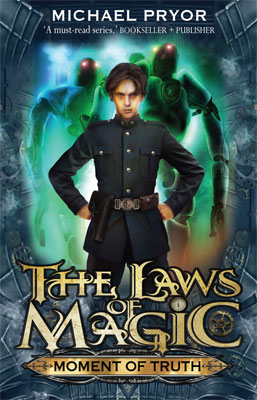 The Laws of Magic 5 - Moment of Truth