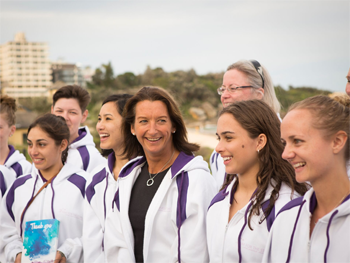 Layne Beachley Aim For the Stars Foundation