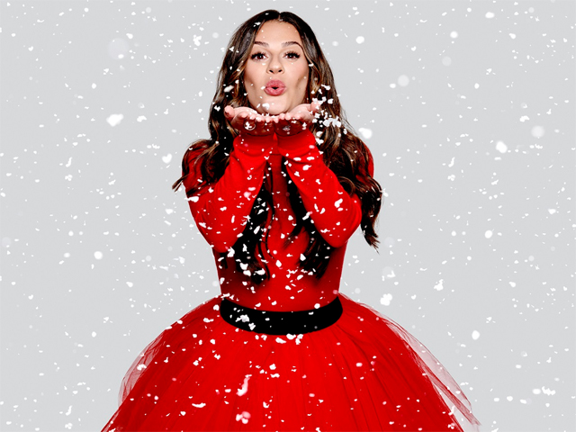 Lea Michele Christmas In The City