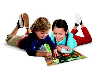 New Reading and Learning With Leapfrog Tag