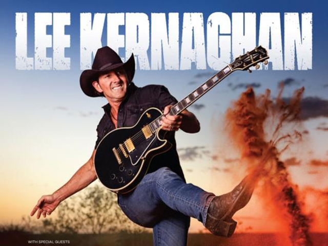 Lee Kernaghan's Backroad Nation Tour