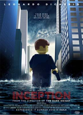 Lego Inception Review