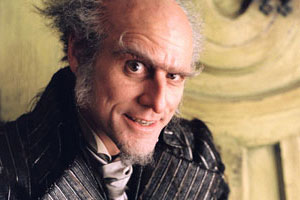 Jim Carrey - Lemony Snicket's A Series of Unfortunate Events
