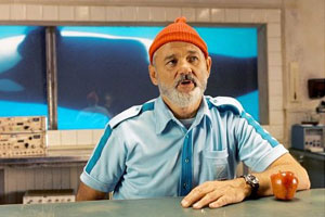 Bill Murray - The life Aquatic with Steve Zissou