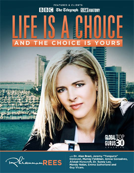 Life is a Choice and the Choice is Yours