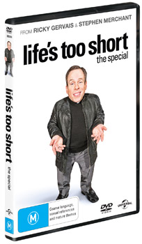 Life's Too Short – The Special DVD