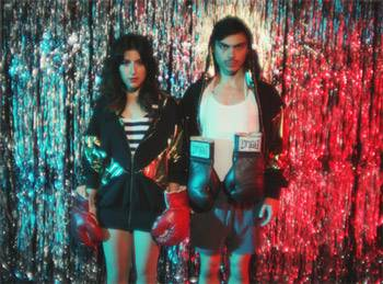 Lilly Wood & The Prick The Fight Interview