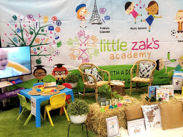 Little Zak's Academy Shopping Centre Activation's 2019