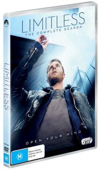 Limitless: The Complete Season DVD