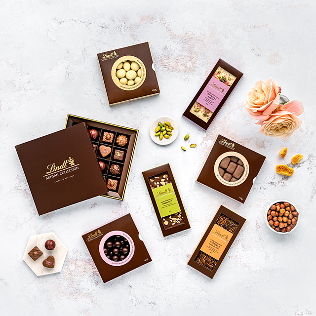 Win Lindt Chocolate Packs