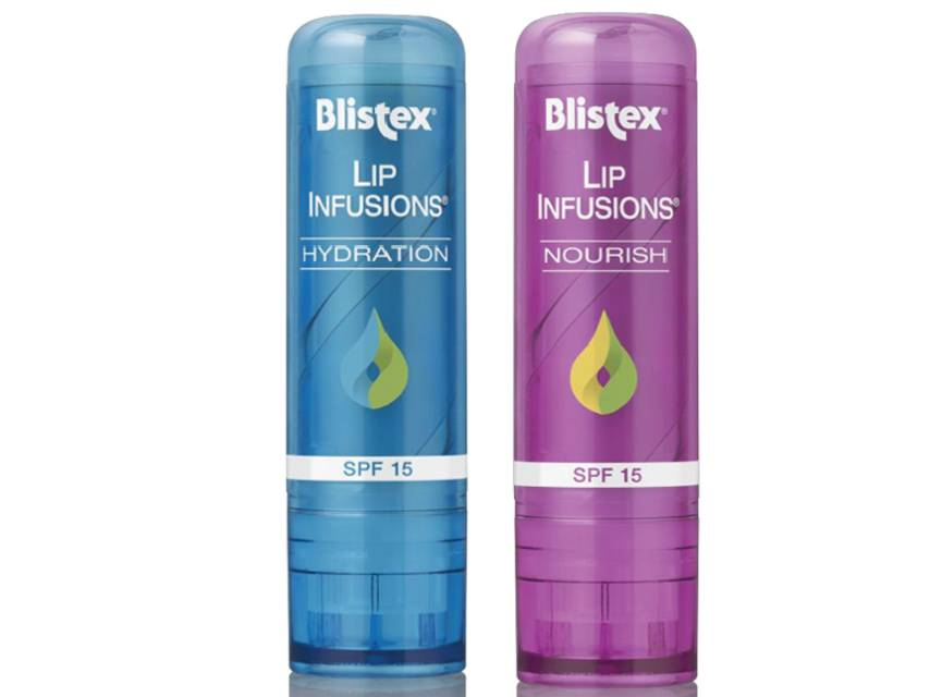 Blistex's Lip Infusions Lip Balms