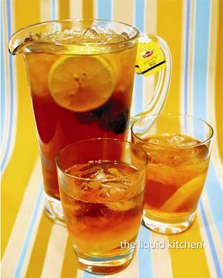 how to make unsweetened iced tea with lipton tea bags