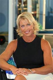Lisa Curry's exercise, training and life tips