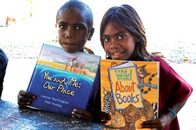 Reduce the Gap - Melbourne mob is closing the gap on Aboriginal literacy