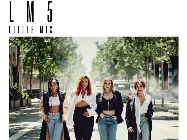 Little Mix LM5