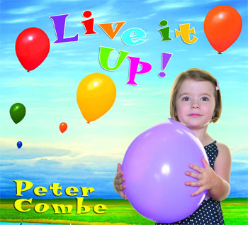 Peter Combe Live It Up