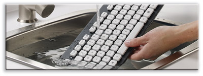 Logitech Unveils Washable, Ultra-Durable Keyboard