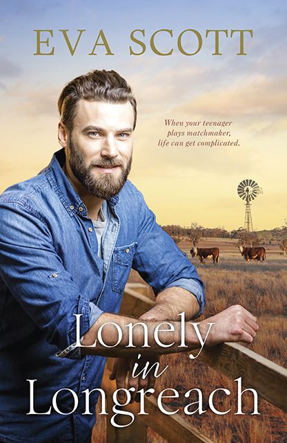 Win Lonely in Longreach Books by Eva Scott