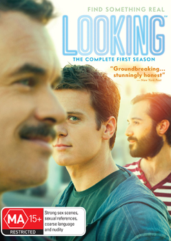 Looking: The Complete First Season DVD