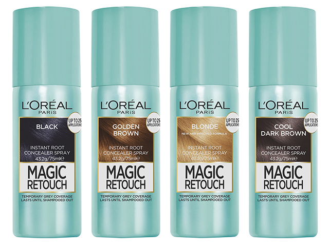 L'Oreal Root Touch Up sprays
