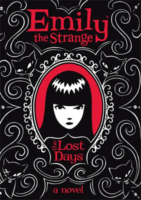 Emily the Strange The Lost Days