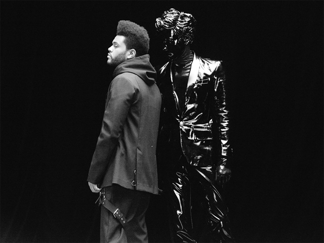 Gesaffelstein and The Weeknd Lost In The Fire
