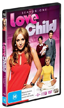 Sophie Hensser Love Child DVD Interview