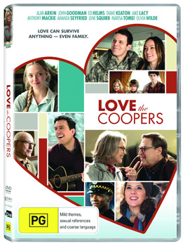 Love the Coopers DVD