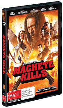 Machette Kills DVD