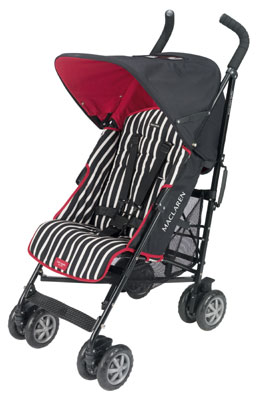 Maclaren Stroller with Style