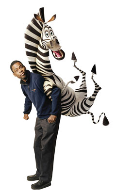 Chris Rock Madagascar 2 Interview
