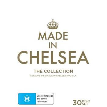 Made In Chelsea The Collection DVD