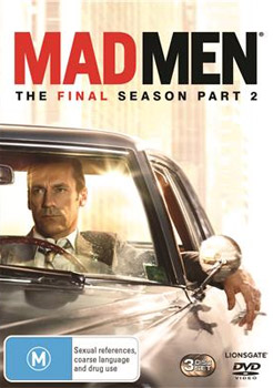Mad Men: The Final Season Part 2 DVD