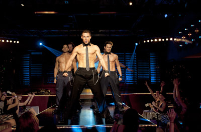 Channing Tatum, Matthew McConaughey Magic Mike