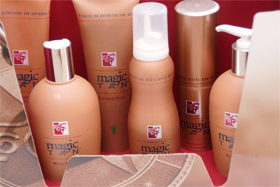 Magic Tan Put the Magic Back in your life all year round