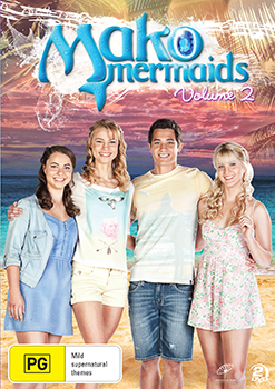 Mako mermaids volume 2 dvds for H20 just add water full movie