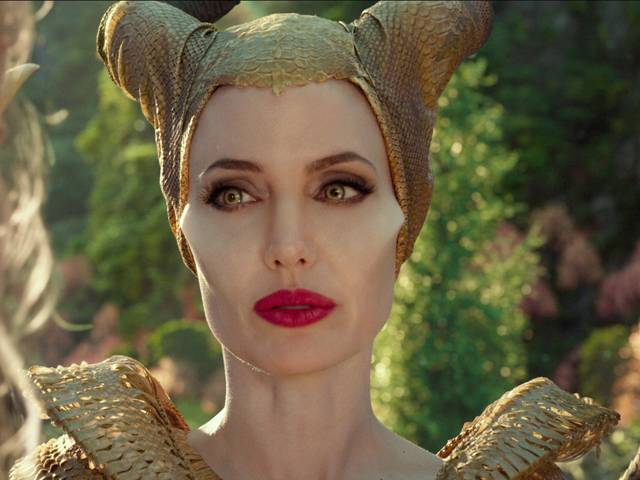 Angelina Jolie Maleficent: Mistress Of Evil