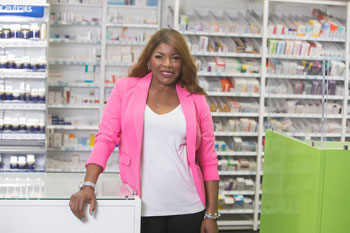 Marcia Hines Priceline Pharmacy Diabetes Check Interview