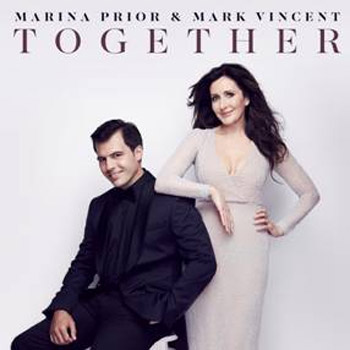 Marina Prior and Mark Vincent Together